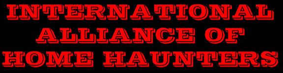 International Alliance of Home Haunters Logo